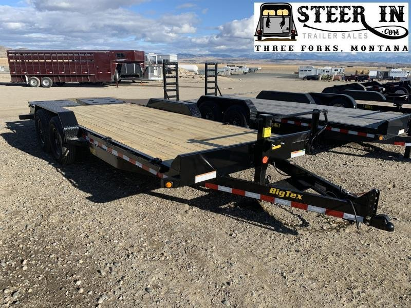 2019 Big Tex 14ET 20'  Equipment Trailer