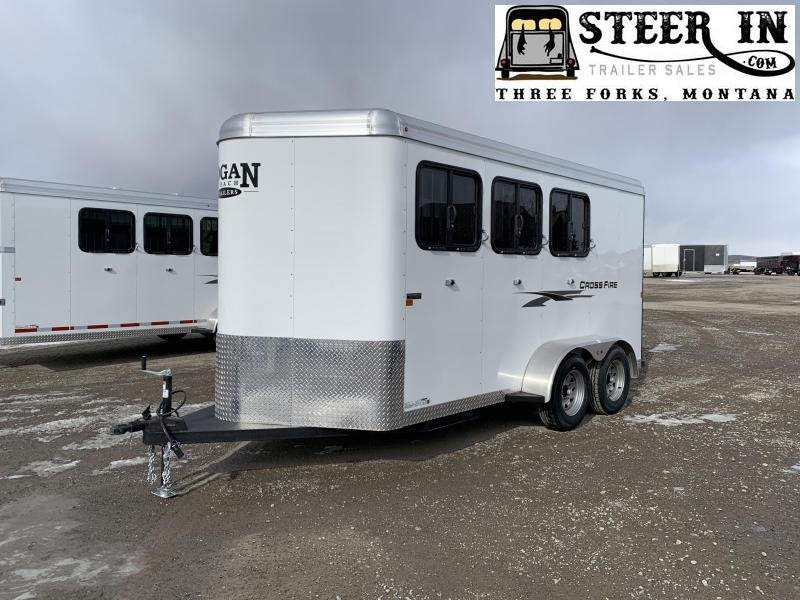 2020 Logan Coach Cross Fire 3-Horse BP