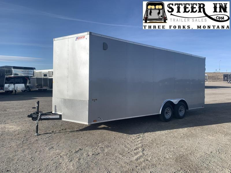 2020 Pace American 8.5X20' Enclosed Cargo Trailer