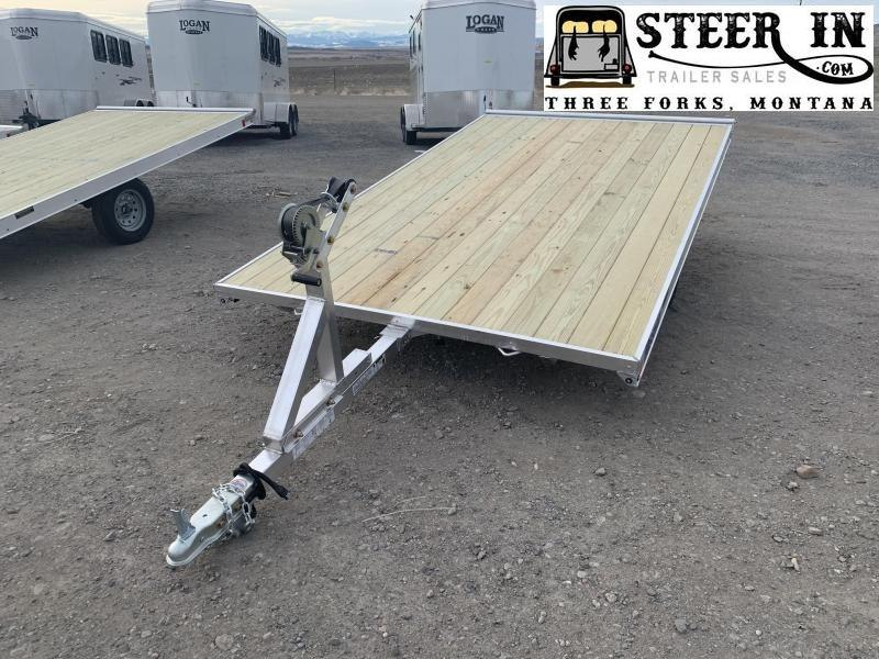 2020 Mission 84X12' Raft Trailer