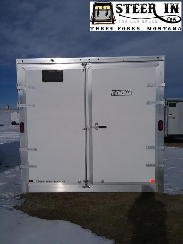 2020 EZ Hauler 8X24' JOB SITE Enclosed Cargo Trailer