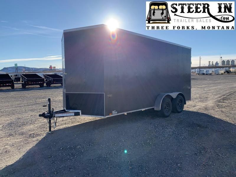 2021 Look 7X16' Enclosed Cargo Trailer