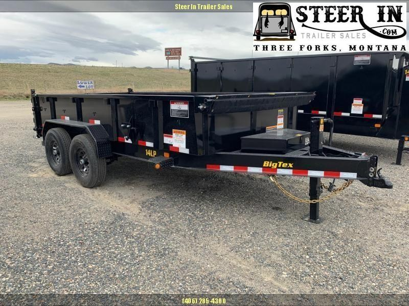 2020 Big Tex 14LP Low Profile 14' Dump Trailer