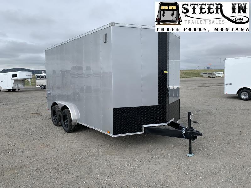 2021 Look 7.5X14' Enclosed Cargo Trailer
