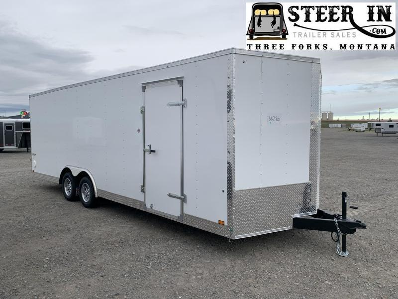 2021 Pace 8.5X24' Enclosed Cargo Trailer
