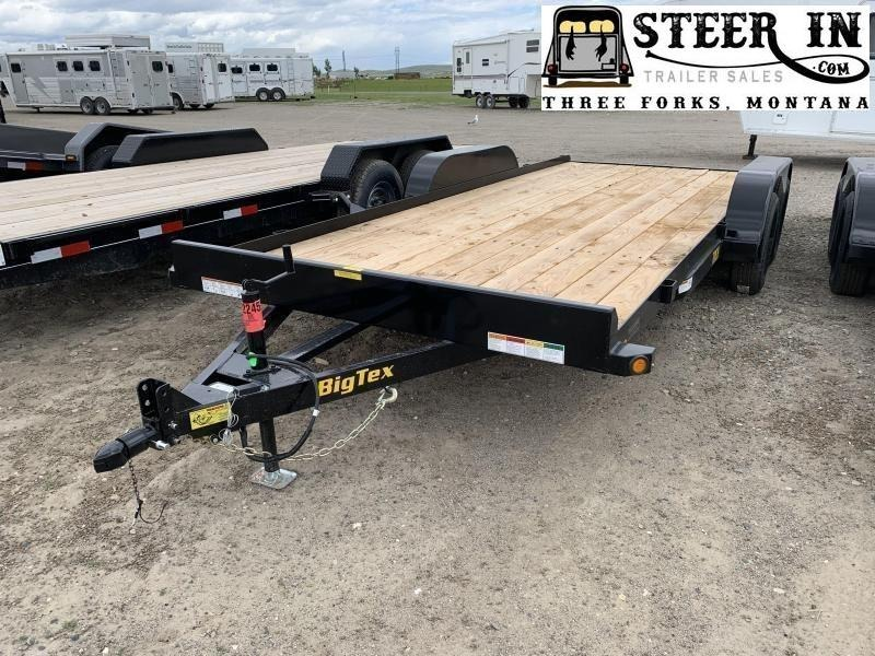 2020 Big Tex 70CH 18' Car Hauler