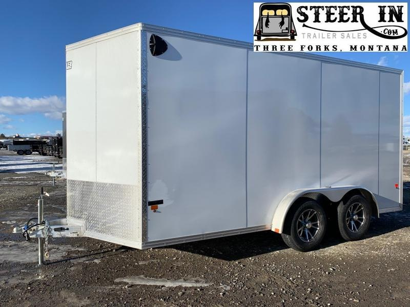 2020 EZ Hauler 7.5X14' Enclosed Cargo Trailer