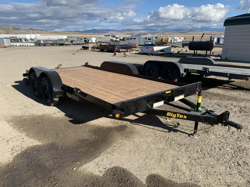 2020 Big Tex 70CH 16' Car Hauler