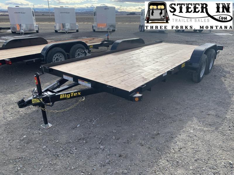 2020 Big Tex 18' 60EC Utility Trailer
