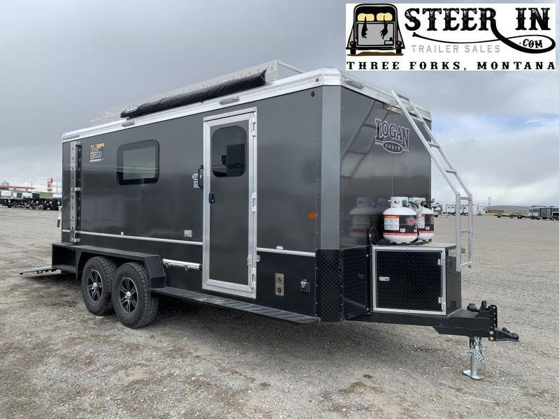 2020 Logan Coach Basecamp Enclosed Cargo Trailer