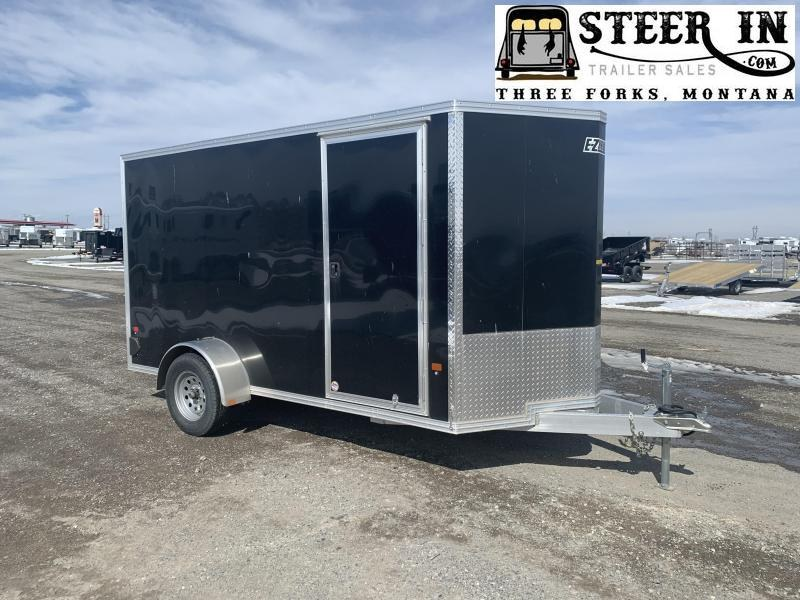 2019 EZ Hauler 6X12' Enclosed Cargo Trailer