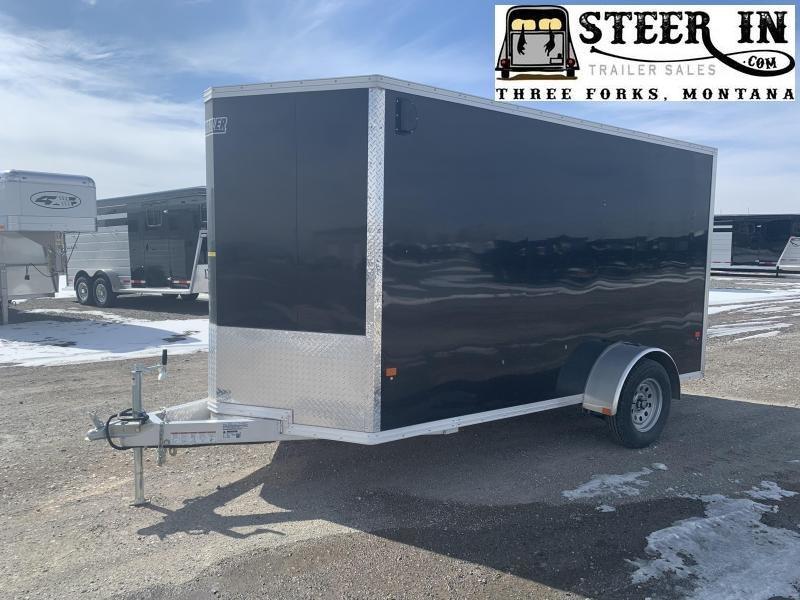 2019 EZ Hauler 6X12' Enclosed Cargo Trailer