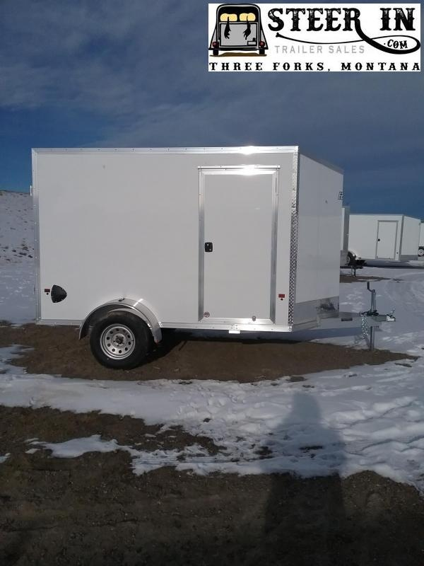 2020 EZ Hauler 6X10' Enclosed Cargo Trailer