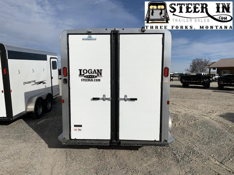 "Logan Coach 3Horse Bullseye BP Trailer ""DEMO"""
