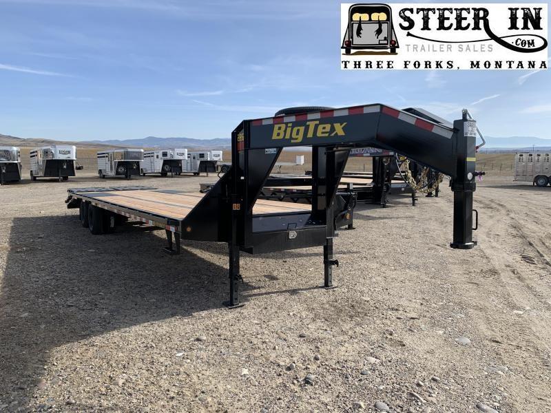 2020 Big Tex 22GN 33' Tandem Dual
