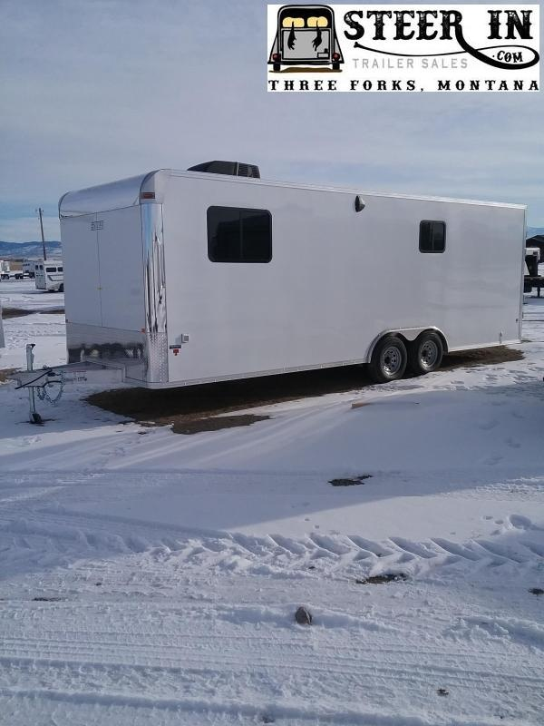 2020 EZ Hauler 8X24' Enclosed Cargo Trailer