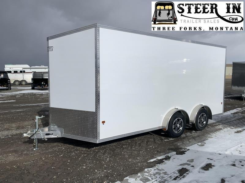 2020 EZ Hauler 7.5x16 UTV Aluminum Cargo