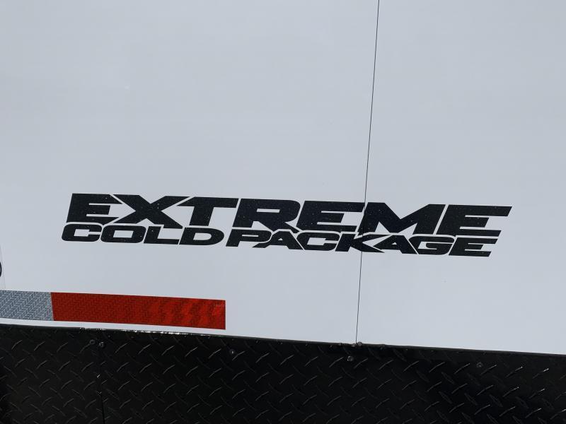 2020 Trails West RPM GN 28FT Snowmobile Trailer
