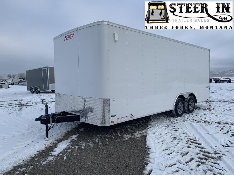 2020 Pace American OB85X20TE2 Enclosed Cargo Trailer