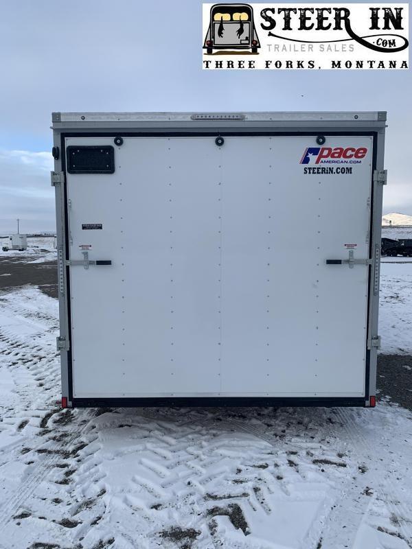 2020 Pace American OB85X20TE2 Enclosed Cargo Trailer