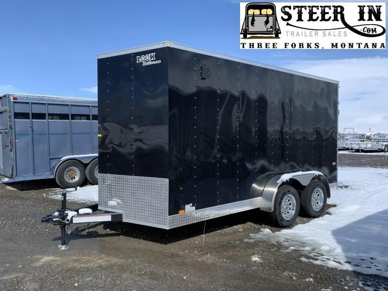 2021 Look 7X14' Enclosed Cargo Trailer