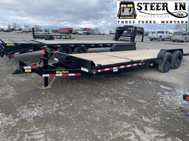 2020 Big Tex Trailers 14TL 16+6 TILT TRAILER