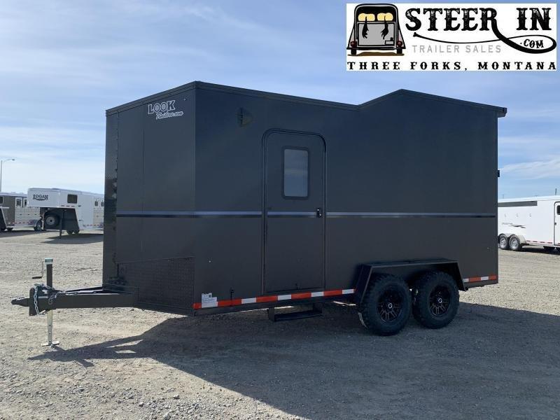2021 Look Trailers Moab Slickrock Edition Enclosed Cargo Trailer