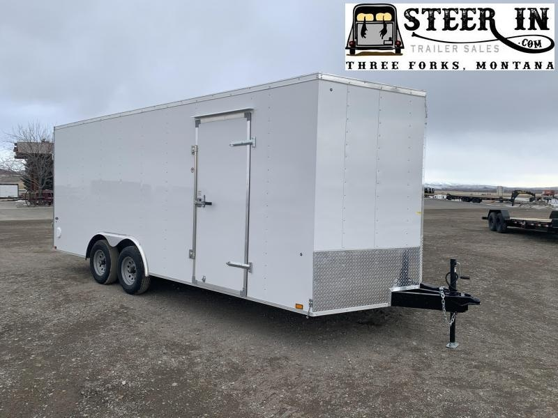 2021 Look Trailers ST 20' Enclosed Cargo Trailer