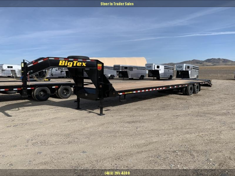 2020 Big Tex 22GN  40' (35+5) Flatbed Trailer