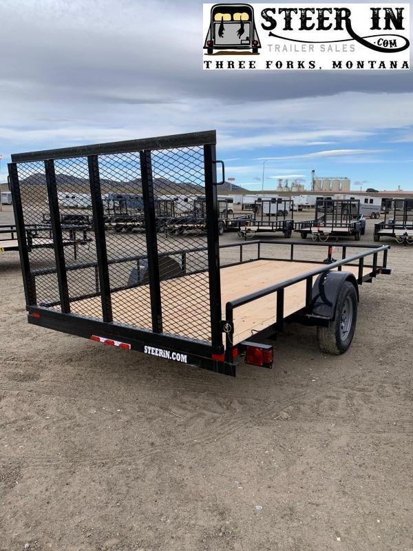 2020 Big Tex 35ES 14' Utility Trailer