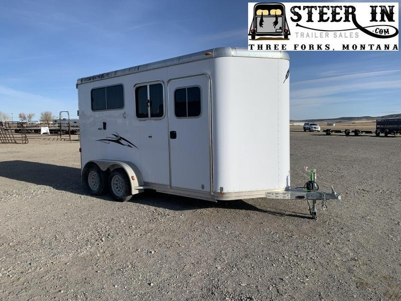 2007 Featherlite 2H BP Horse Trailer
