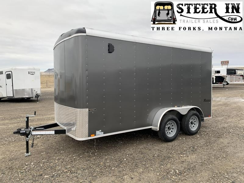 2020 Cargo Express 7X14' Enclosed Cargo Trailer