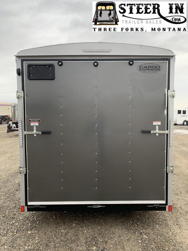 2020 Cargo Express 7X14' Enclosed Cargo Trailer