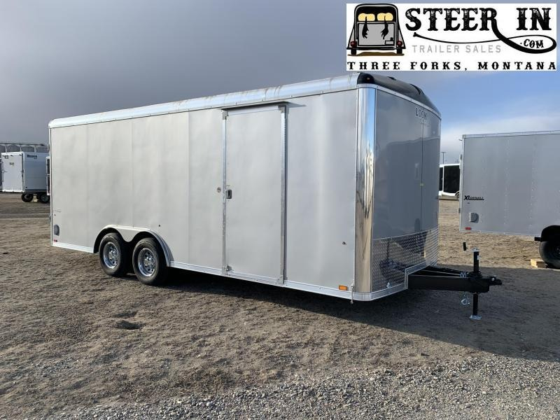 2020 Look 8.5X20' Vision Enclosed Cargo Trailer