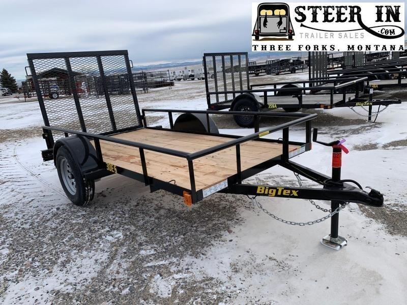 2020 Big Tex 30ES - 10' Utility Trailer
