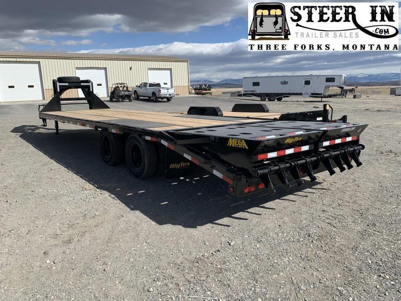 2020 Big Tex 22GN 30' (25+5) Flatbed Trailer