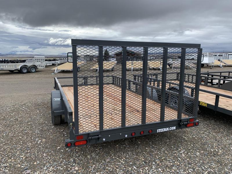 2019 Big Tex  35SA 14' RSX ATV Trailer