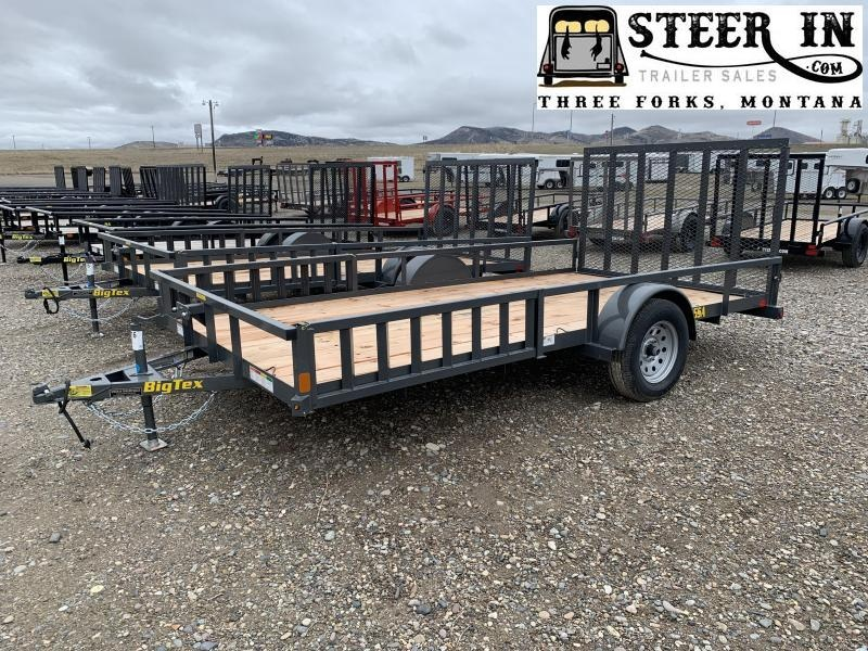 2019 Big Tex  35SA 14' RSX ATV Trailer
