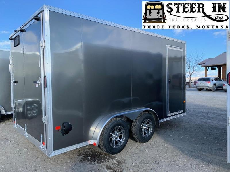 2020 EZ Hauler 7.5X14' Enclosed Cargo Trailer