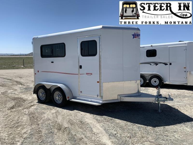 2019 Frontier Strider 2H Slant load/Combo