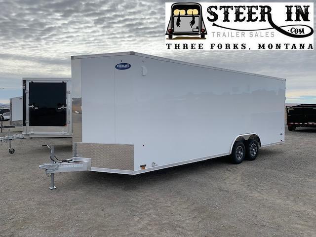 2019 Look 8.5X24 Enclosed Cargo Trailer