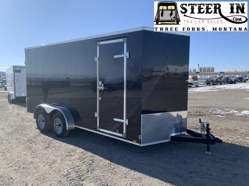 2021 Look 7.5X14' Enclosed Cargo Trailer