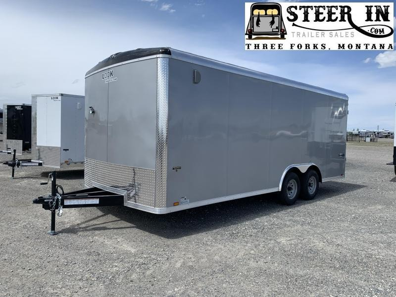 2021 Look 8.5X20' Enclosed Cargo Trailer