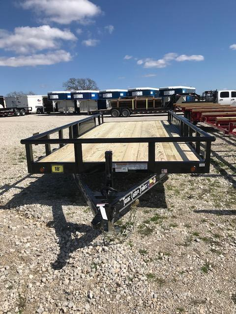 "2020 East Texas 83"" X 18' Utility Trailer"