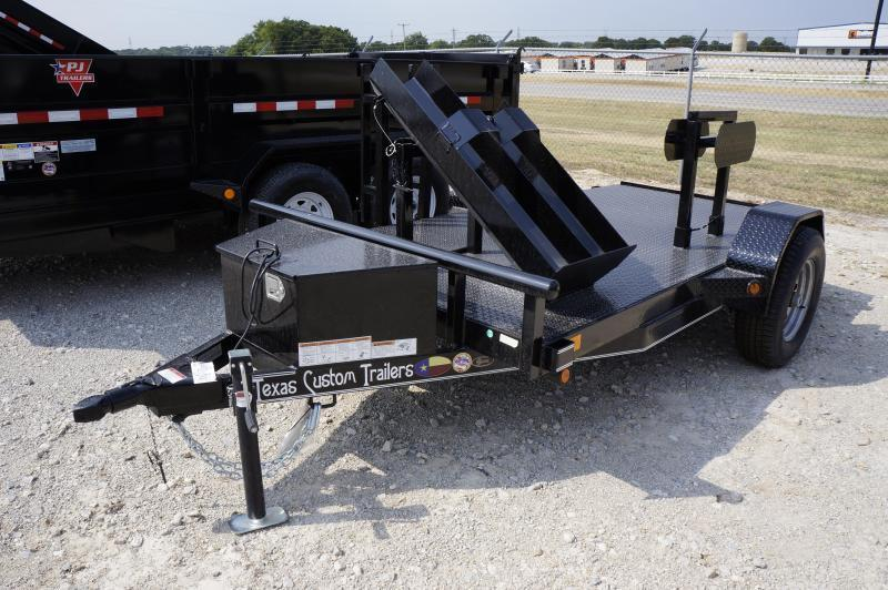 2020 East Texas 5'X10' 3K Welding Trailer