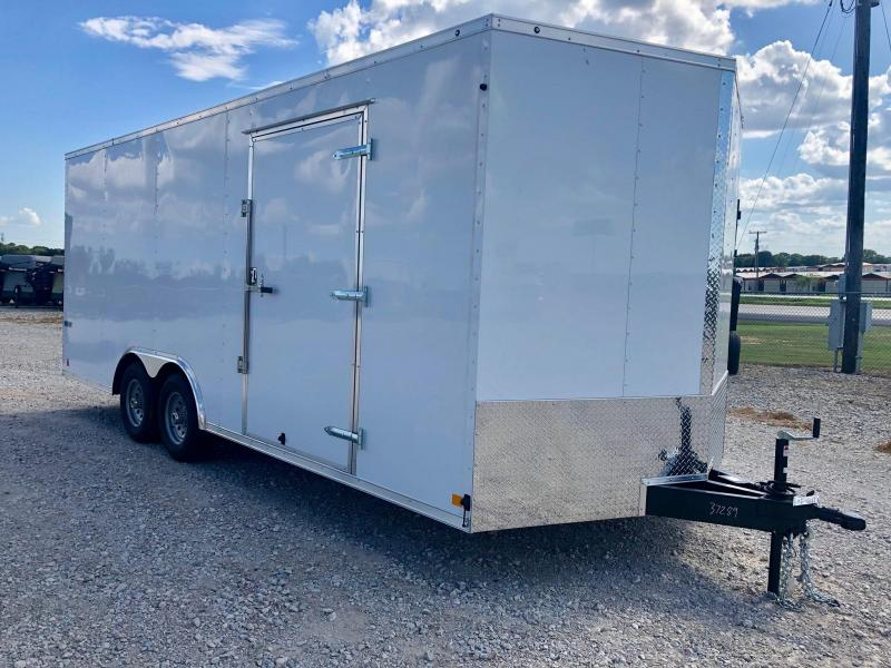 2020 Continental Cargo 8.5'X20' V-Series Enclosed Cargo Trailer