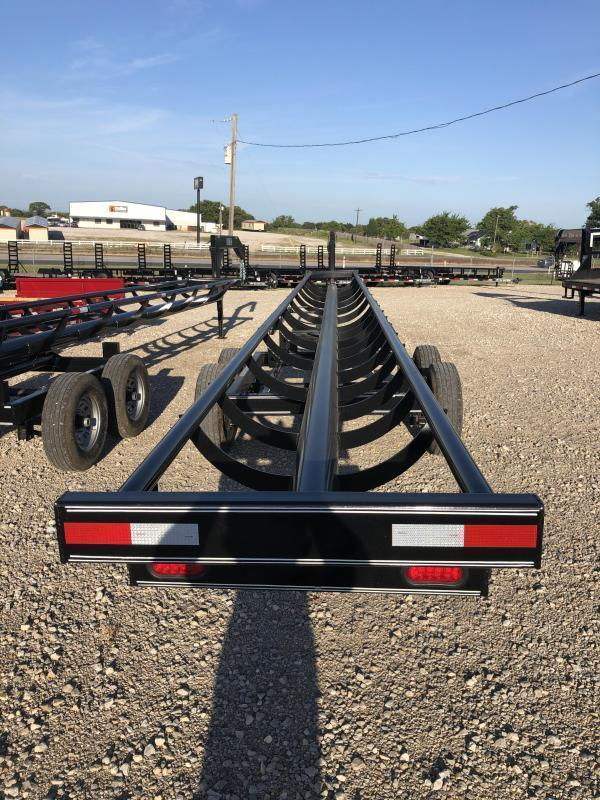 2020 May Trailers 36' Single Dump Hay Trailer