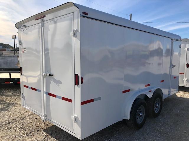 2020 W-W Trailer 16'X8' Enclosed Cargo Carrier