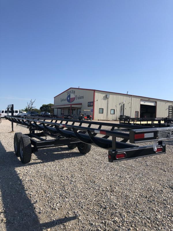 2019 May Trailers 42' Single Dump Hay Trailer