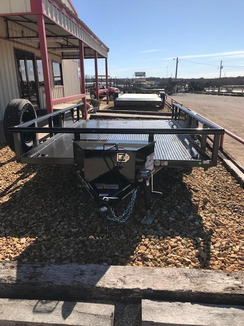 "2020 East Texas 83""X12' 3K Utility Trailer"